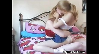 Pretty amateur lesbo teenagers very first time