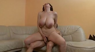 Does anybody know the name of this big titted pornstar?
