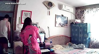 Hackers use the camera to remote monitoring of a lover'_s home life.38