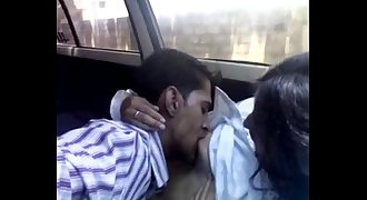 Indian teen sweetheart in the car is fed with a dick - Instacam.pw
