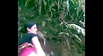 Indian Hot Nepali Married slut fucking outside With Young man - Wowmoyback