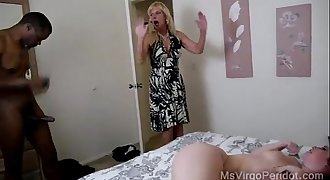 Breeding with MonsterCock