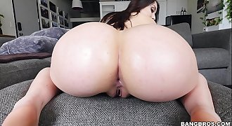 Big Dick Slamming PAWG Mandy Muse&rsquo_s Perfect Taut Ass Hole (ap15822)