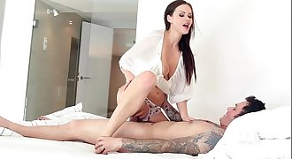 Filthy Wife begs for Morning Ass fucking